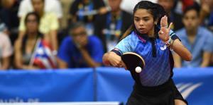 El equipo femenino de tenis de mesa asegura una medalla de plata