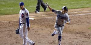 'Kike' Hernández dio tres jonrones y los Dodgers irán a la Serie Mundial