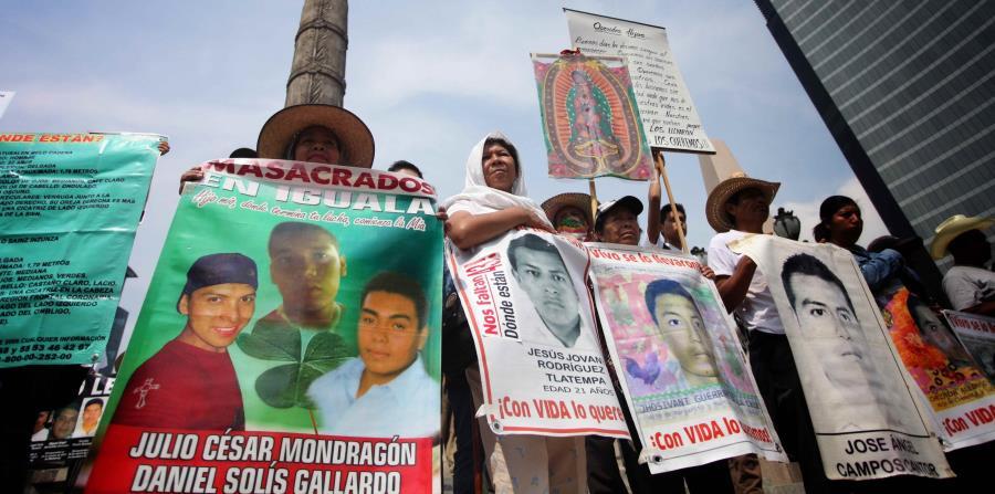 Familiares de desaparecidos en México marchan para exigir respuestas (horizontal-x3)