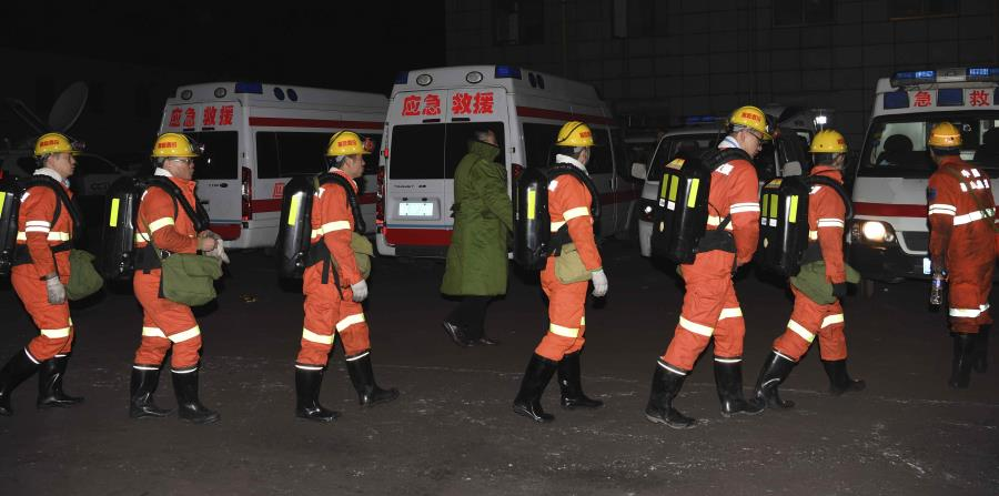 Una explosión en China deja a 15 mineros muertos - El Nuevo Dia.com