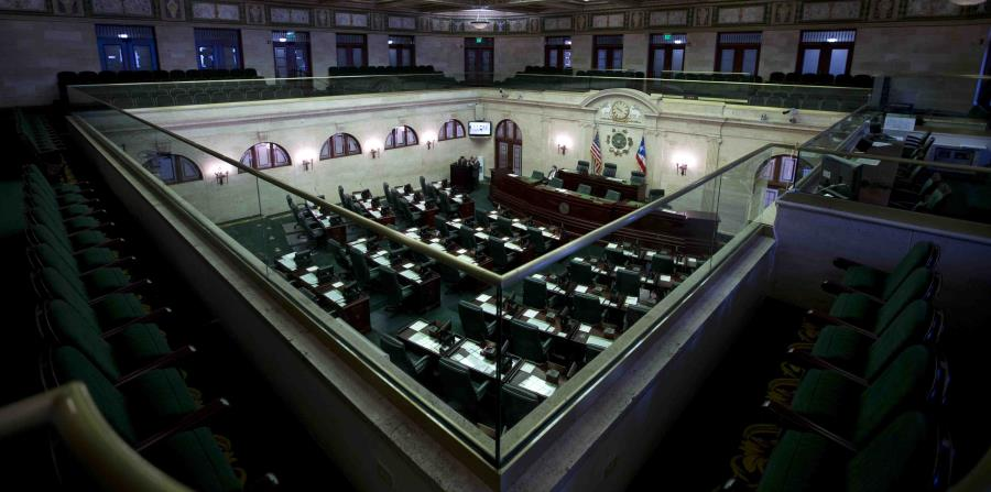 Esta es la última semana que tiene la Legislatura para aprobar medidas. (horizontal-x3)