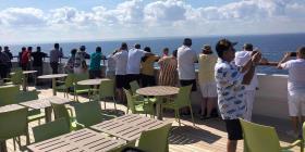 Confusión con crucero lleno de cubanos
