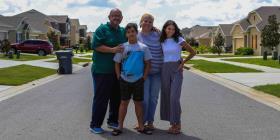Dejaron Puerto Rico tras el paso de María en busca de un cambio radical