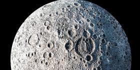 Difunden espectaculares fotografías de la cara oculta de la Luna