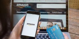 Amazon prepara un sistema para pagar con la palma de la mano