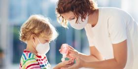 ¿Cómo proteger a los niños del coronavirus?