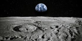 Insólito: la NASA quiere convertir un cráter lunar en un telescopio