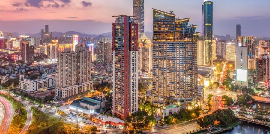 Shenzhen en China