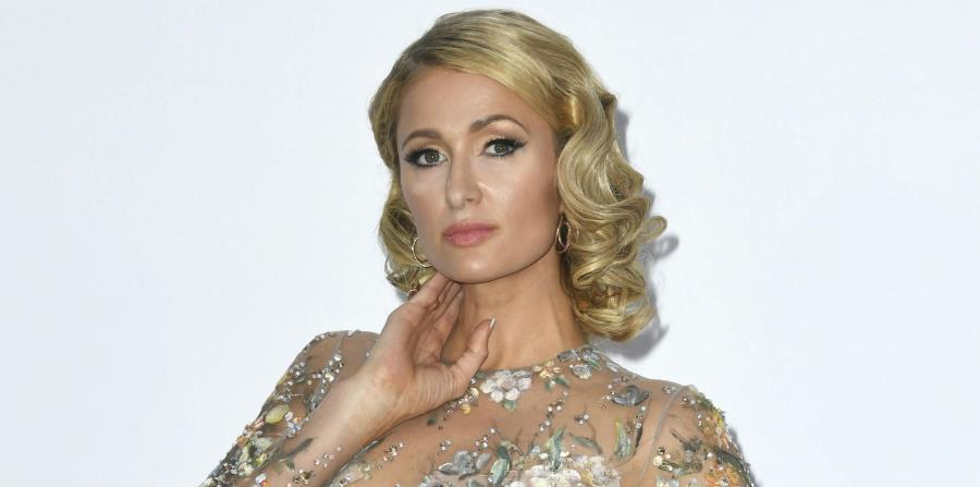 Paris Hilton está comprometida con el modelo Chris Zylka (horizontal-x3)