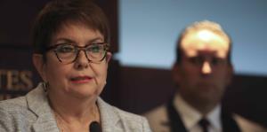 """Rosa Emilia Rodríguez: Spagnoletti fue asesinado por """"arreglar financieramente el banco"""""""