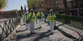 Cataluña aconseja no ingresar a mayores de 80 años en cuidados intensivos