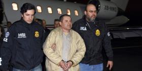 """El Chapo"" Guzmán, de la cima a la penumbra de por vida"