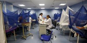 Una epidemia letal de dengue azota con fuerza a Centroamérica