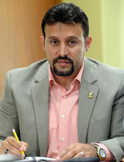 Samuel Pagán Cuadrado renunció a su escaño el pasado 28 de mayo. (GFR Media) (vertical-x1)