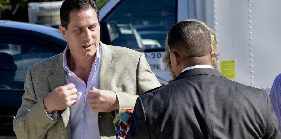Un gran jurado encontró culpables de soborno al exsenador penepé Héctor Martínez y al empresario Juan Bravo el 31 de mayo pasado. (horizontal-x3)