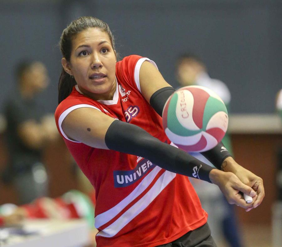 Karina Ocasio logró 16 puntos por Caguas. (GFR Media) (semisquare-x3)