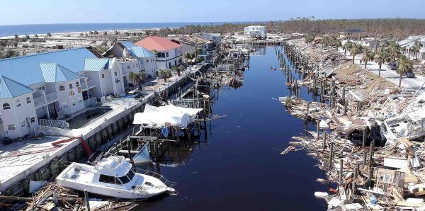 Florida ajusta votación en condados azotados por Michael