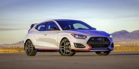 Hyundai Veloster N ofrece diversión al volante