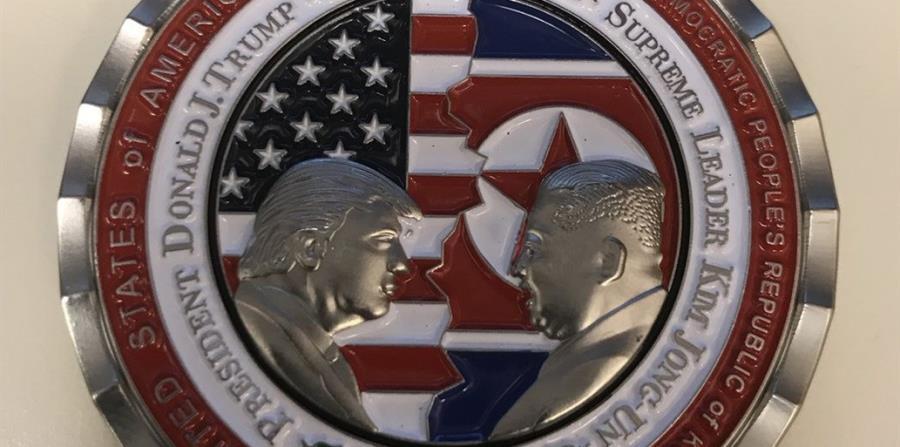 Las curiosidades de la cumbre entre Donald Trump y Kim Jong-un (horizontal-x3)