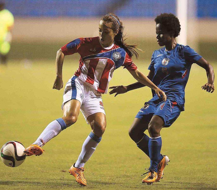 Cuba indetenible en eliminatorias de fútbol femenino en Dominicana