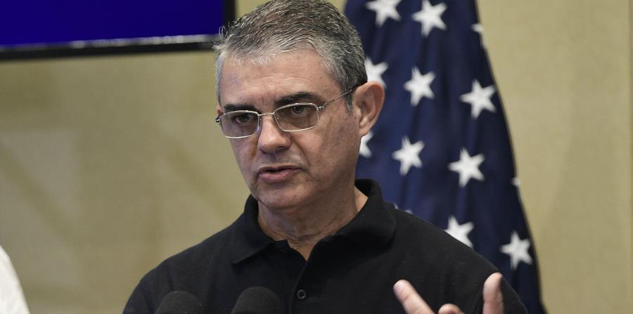De La Campa seguirá siendo el director de FEMA a nivel local. (horizontal-x3)