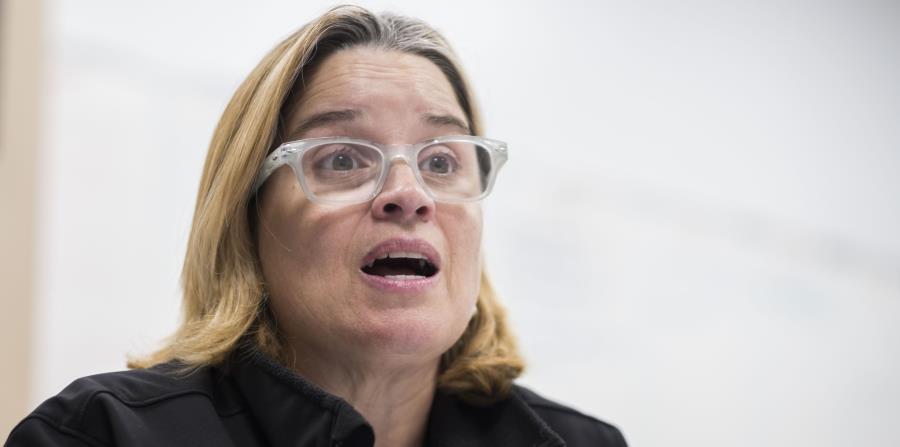 Carmen Yulín Cruz indicó que esta no es la primera vez que suspende a un empleado contratado bajo la incumbencia de Santini porque su nombre aparece en el Registro de Ofensores Sexuales. (horizontal-x3)