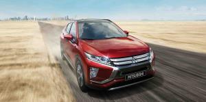 Mitsubishi recibe más premios por modelo Eclipse Cross