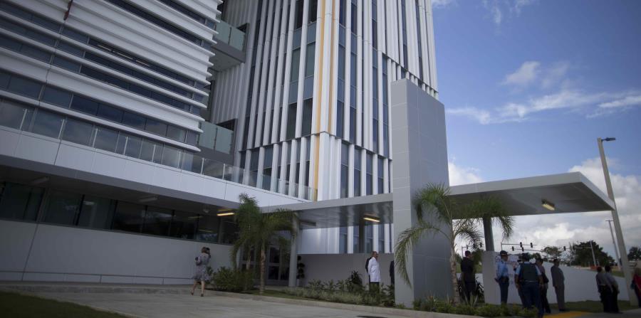 La moderna institución hospitalaria nunca ha recibido pacientes desde su construcción (horizontal-x3)