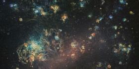 Así se ve la Gran Nube de Magallanes en una imagen de 240 megapixeles