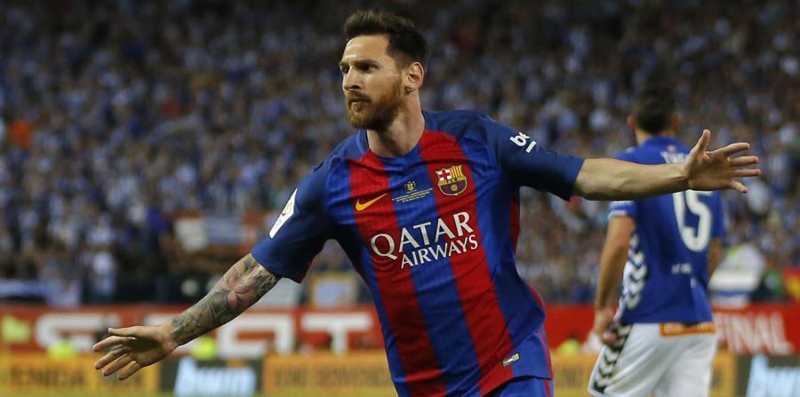 la cláusula para que Lionel Messi deje el Barcelona asciende a $342 millones (horizontal-x3)