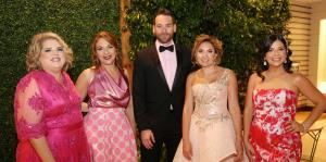 Elegancia y celebración por una buena causa en el Pink Gala de Susan G. Komen