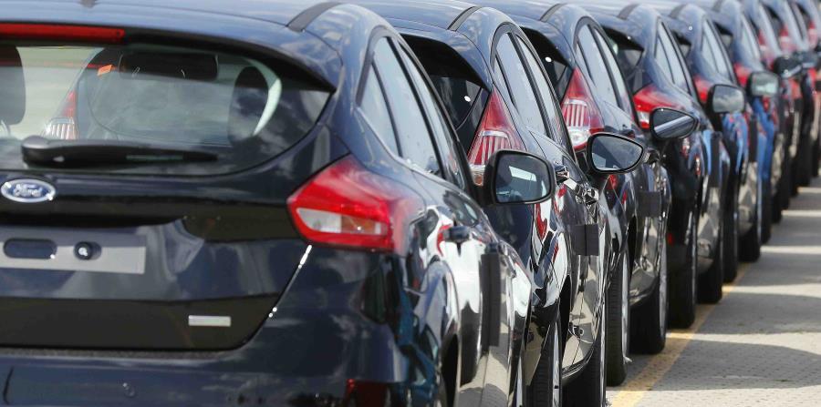 En agosto hubo muchas ofertas agresiva por parte de los vendedores de autos. (AP) (horizontal-x3)