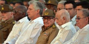 Raúl Castro descarga contra Estados Unidos a 60 años de la Revolución
