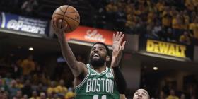 Los Celtics dominan 3-0 la serie ante los Pacers