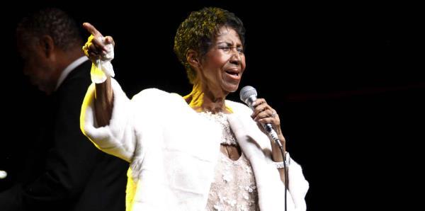 Aretha Franklin, la dama del soul