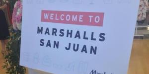 Descubre el nuevo Marshalls de Plaza Las Américas