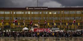 """La oposición dominicana exige """"limpieza"""" en las elecciones municipales"""