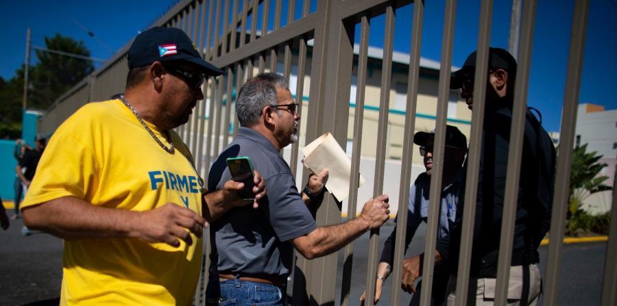 La Utier protesta contra contratación de empresas privadas