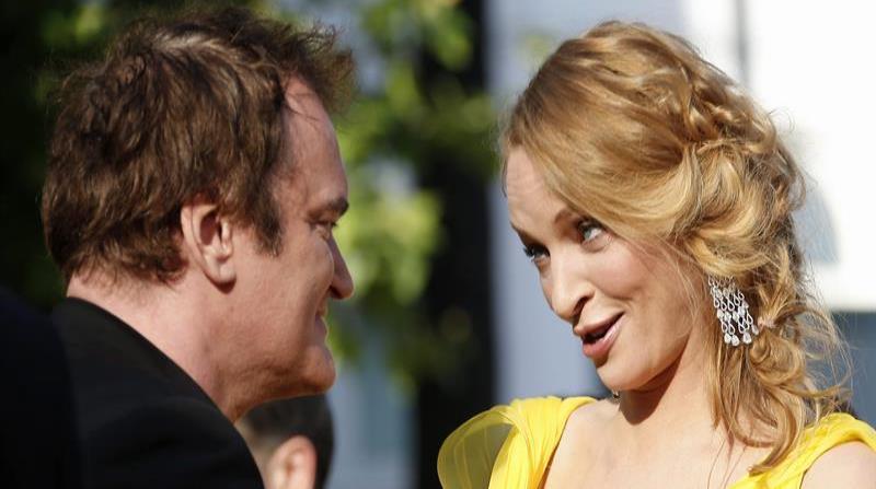 Uma Thurman acusó a Quentin Tarantino de querer matarla
