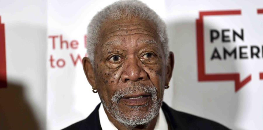 Morgan Freeman niega haber atacado sexualmente a sus acusadoras (horizontal-x3)