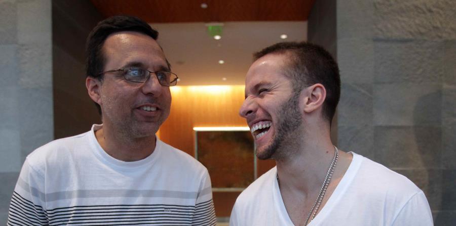 Jaime y José Juan Barea en el 2011. (GFR Media) (horizontal-x3)
