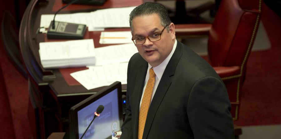 Aníbal José Torres Torres hizo una denuncia contra el expresidente de la Comisión Estatal de Elecciones Rafael Ramos Sáenz. (GFR Media) (horizontal-x3)