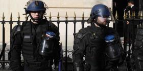 Destruyen una bomba de la II Guerra Mundial en París