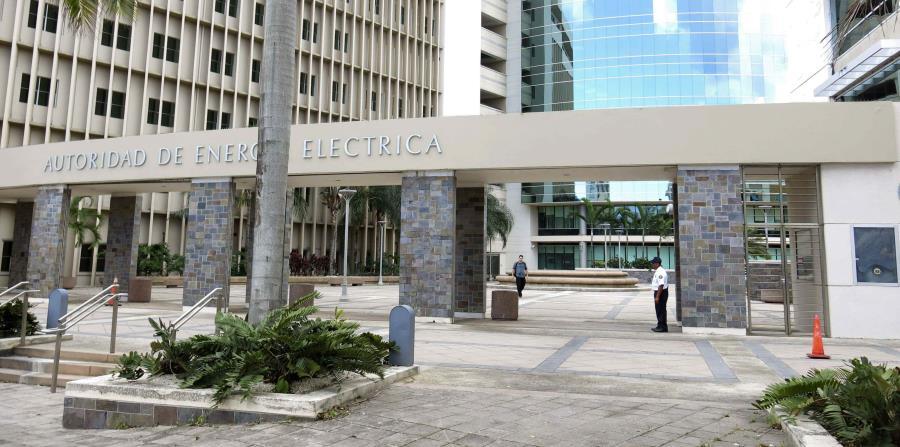 Aspecto de la sede de la estatal Autoridad de la Energía Eléctrica. (horizontal-x3)