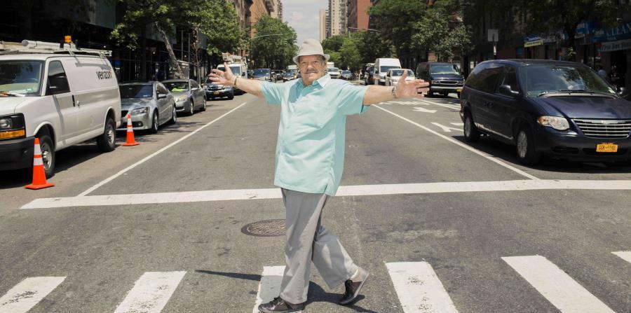 Larry Harlow, uno de los precursores del sonido de la salsa y el primer músico en ser firmado por el sello disquero Fania. (horizontal-x3)