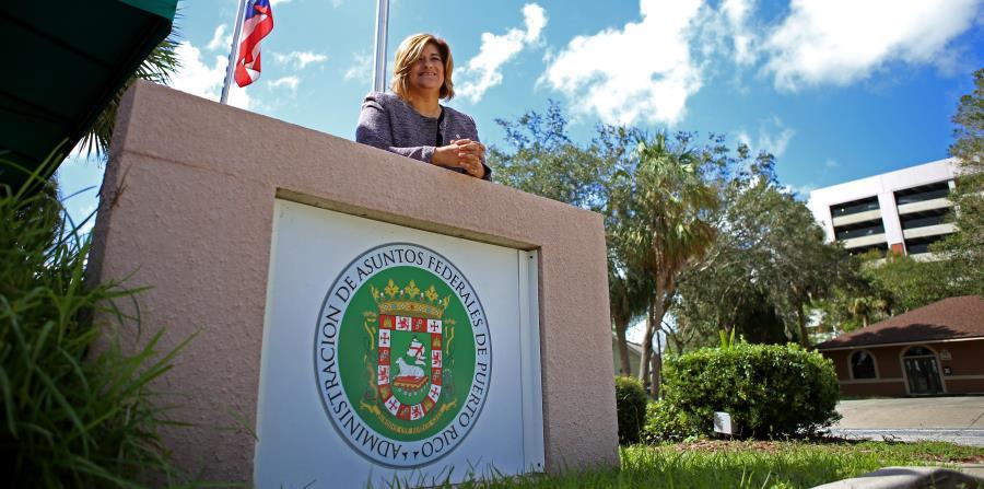 La última directora de la oficina de Prfaa en Orlando, Frances Ortiz, renunció al cargo en el mes de enero. (horizontal-x3)