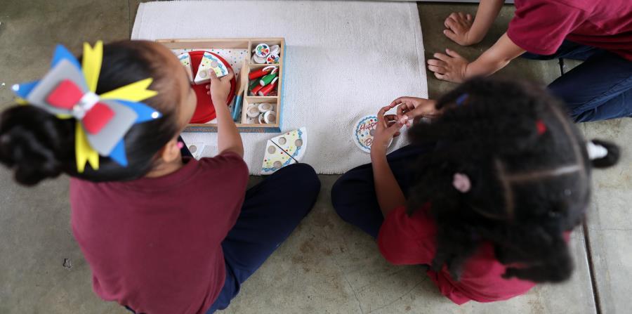 La escuela elemental Sofía Rexach, una Montessori en la barriada Cantera de San Juan, también está entre los 15 planteles de ese modelo que el Departamento de Educación ordenó cerrar. (horizontal-x3)