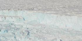 Alertan por el desprendimiento de un iceberg del doble del tamaño de Nueva York