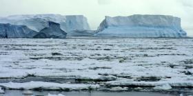 Intensas tormentas podrían contribuir al colapso del hielo en la Antártida