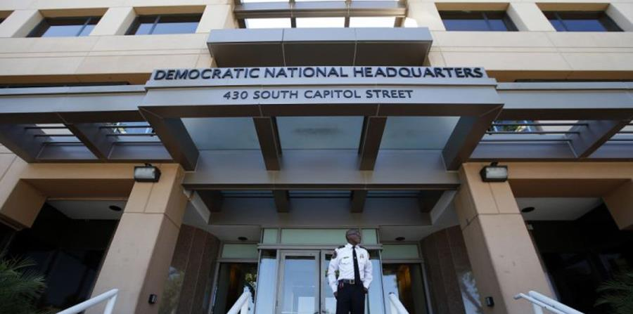 Democratic National Comittee (horizontal-x3)